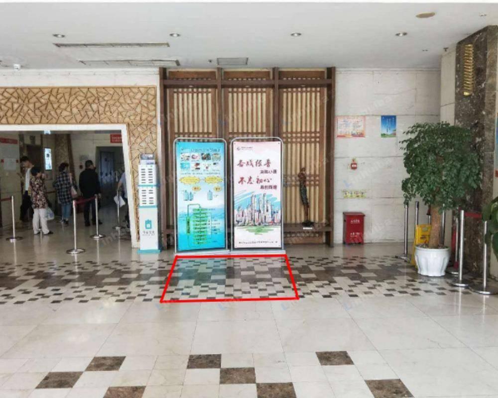 重庆红鼎国际名苑A座 - 写字楼大厅