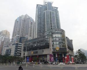 苏宁易购财富港湾店