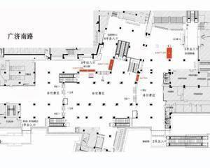 广济南路地铁站-3号展位