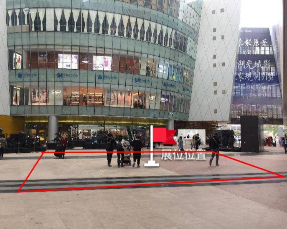厦门SM新生活广场 - 大中庭