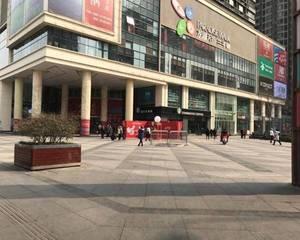 正大门外广场