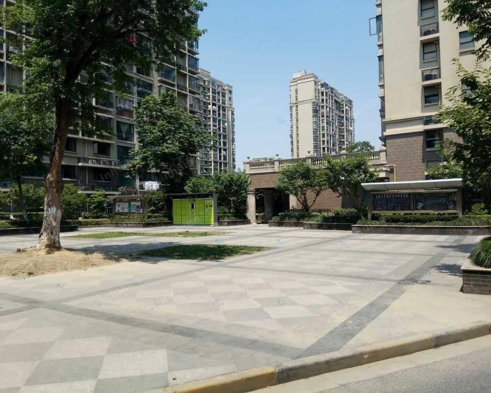 怡林花园 - 小区中心花园