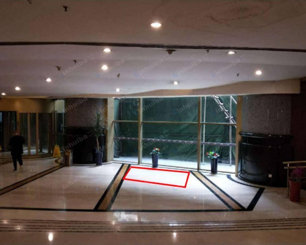 重庆世贸大厦 - 写字楼大厅