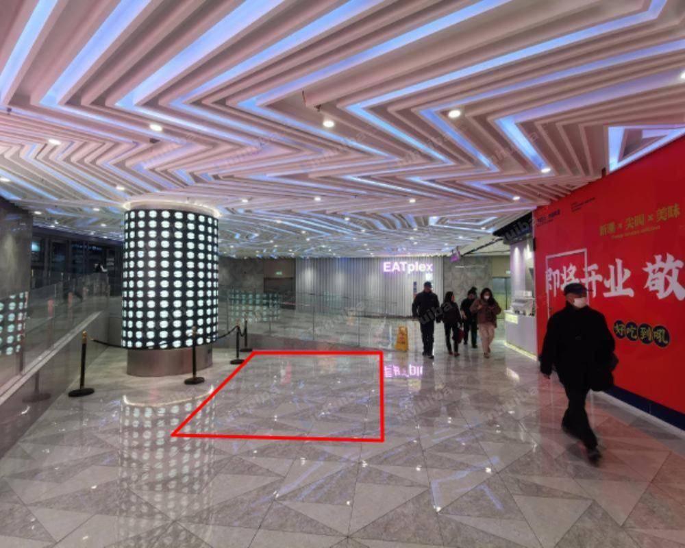上海凯德龙之梦购物中心虹口店 - B2出入口