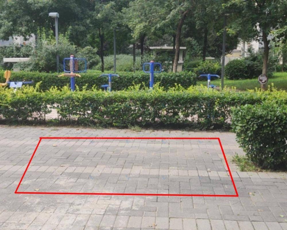 北京融泽嘉园中区 - 小广场