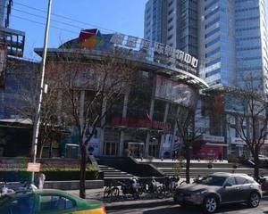 商场中厅 B1广场