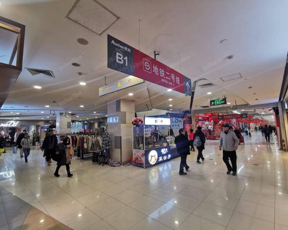 上海汇智国际商业中心 - B1连廊