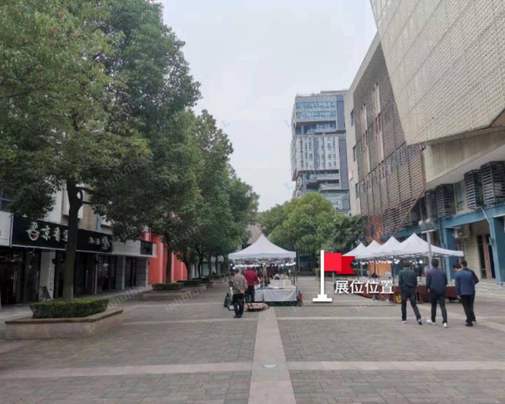 上海越界创意园 - 内街空地