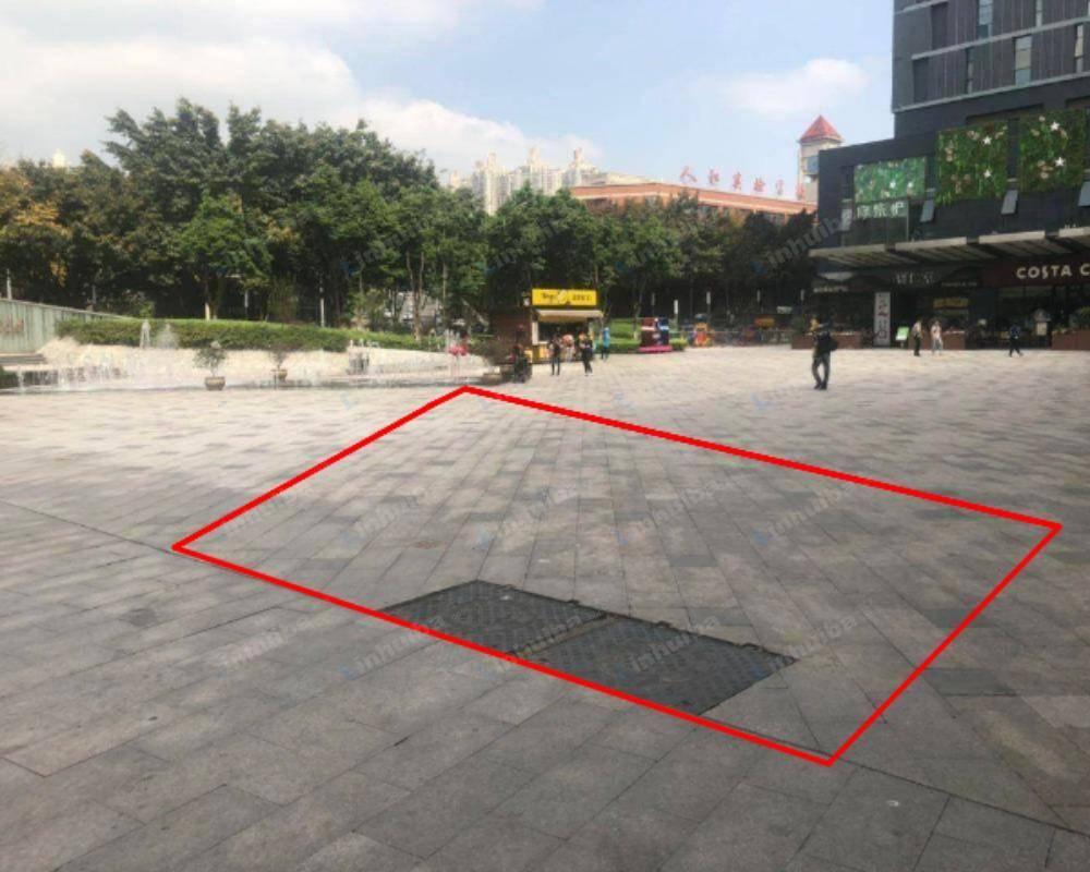 重庆渝北协信星光天地 - 外广场