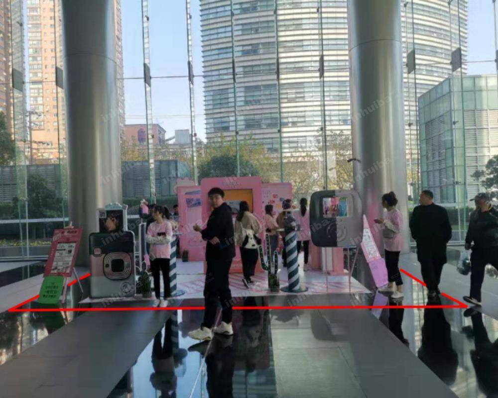 上海金虹桥国际中心 - II座北楼一楼大堂