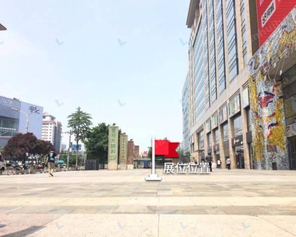 北京国瑞购物中心 - 外广场