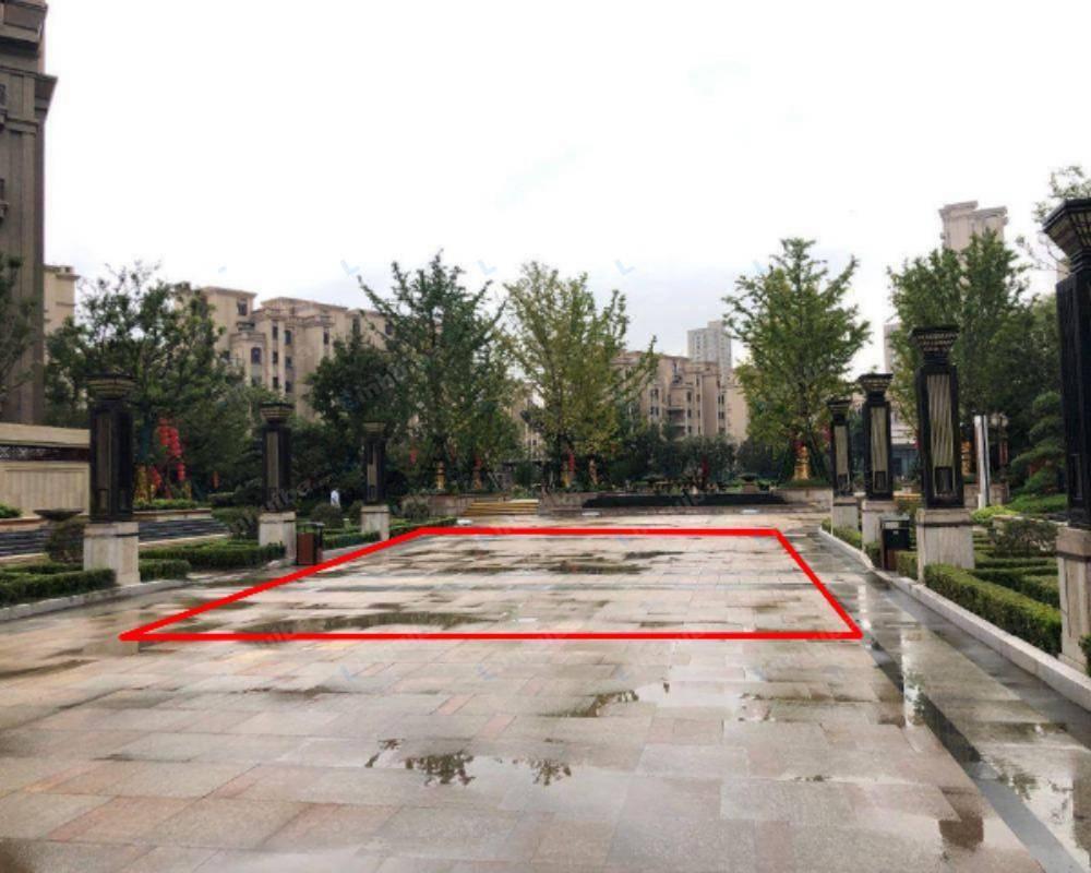 湖州长兴恒大悦龙台 - 中心广场
