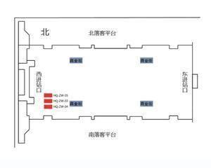 上海虹桥站-上海虹桥站