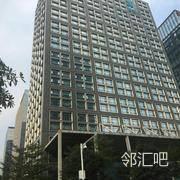 深圳泰邦科技大厦-大厅圣诞树旁