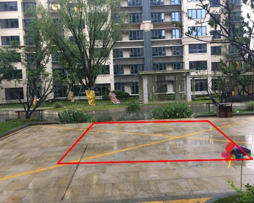 湖州德清恒大珺庭 - 中心广场