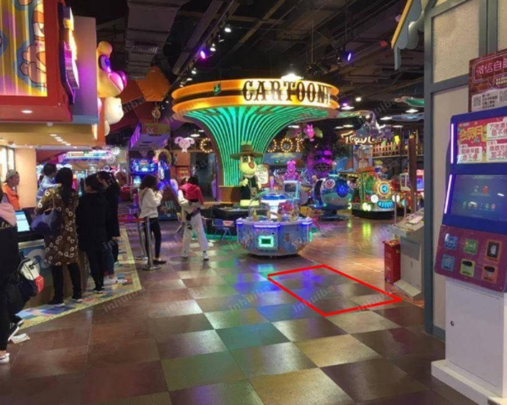 上海卡通尼乐园百联中环购物广场店 - 出入口