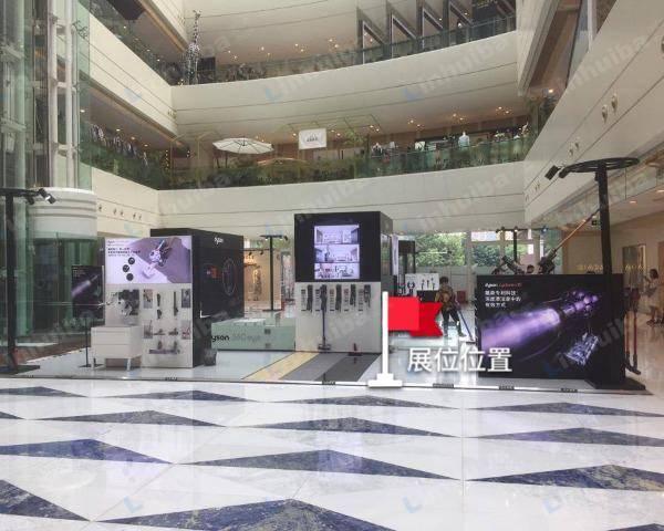 上海久光百货 - 2楼中庭