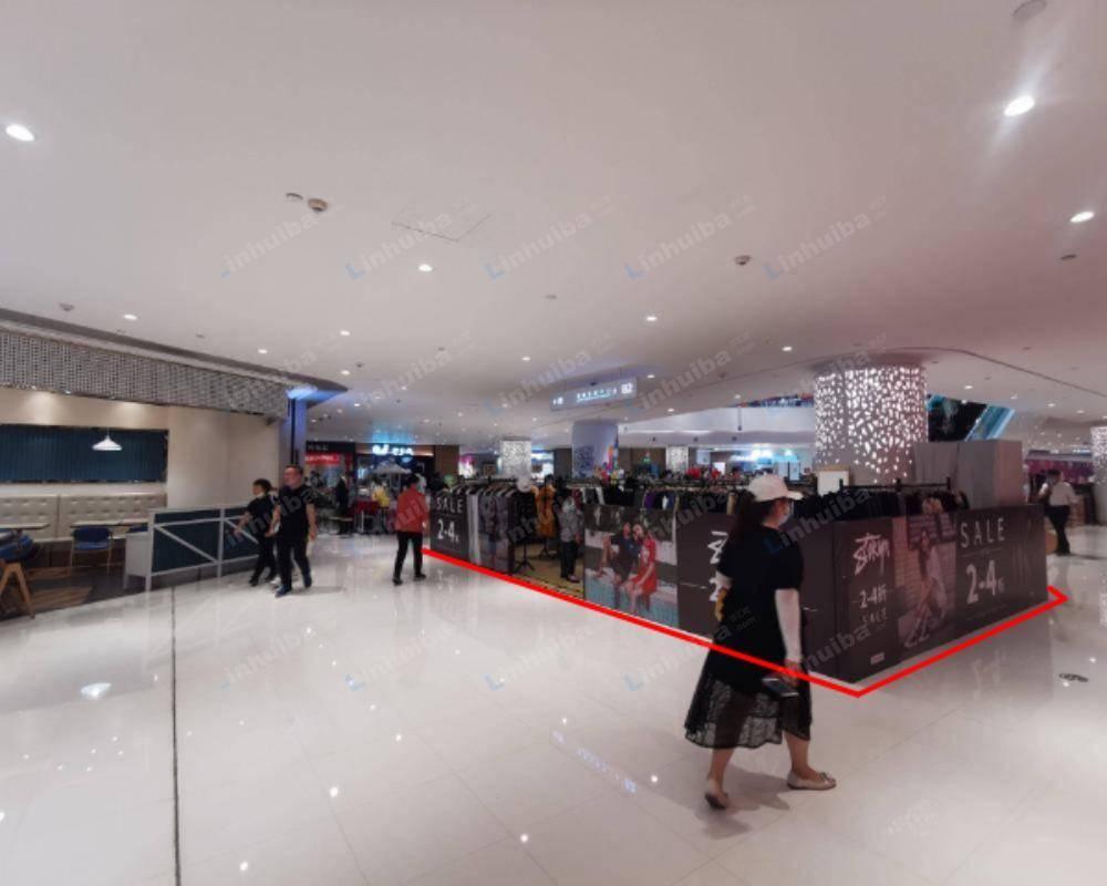 上海龙湖虹桥天街 - B2层连廊
