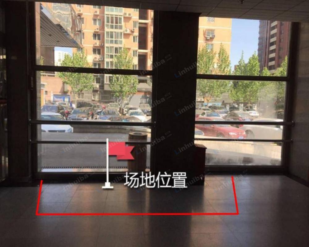 北京安富大厦 - 一楼出入口东侧5米