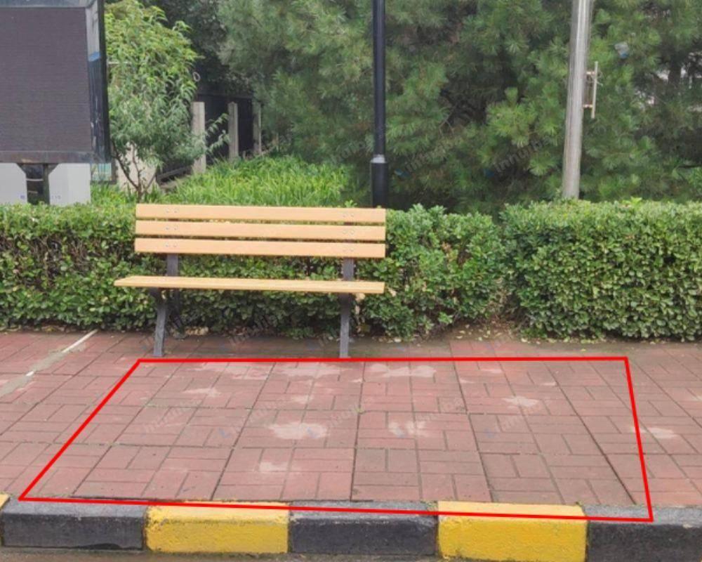 北京云趣园一区 - 南门出入口
