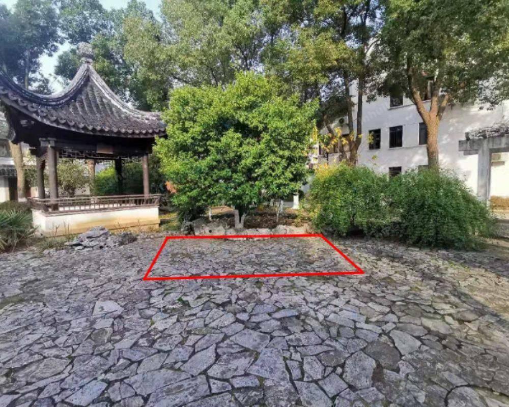 苏州狮林苑 - 中央广场
