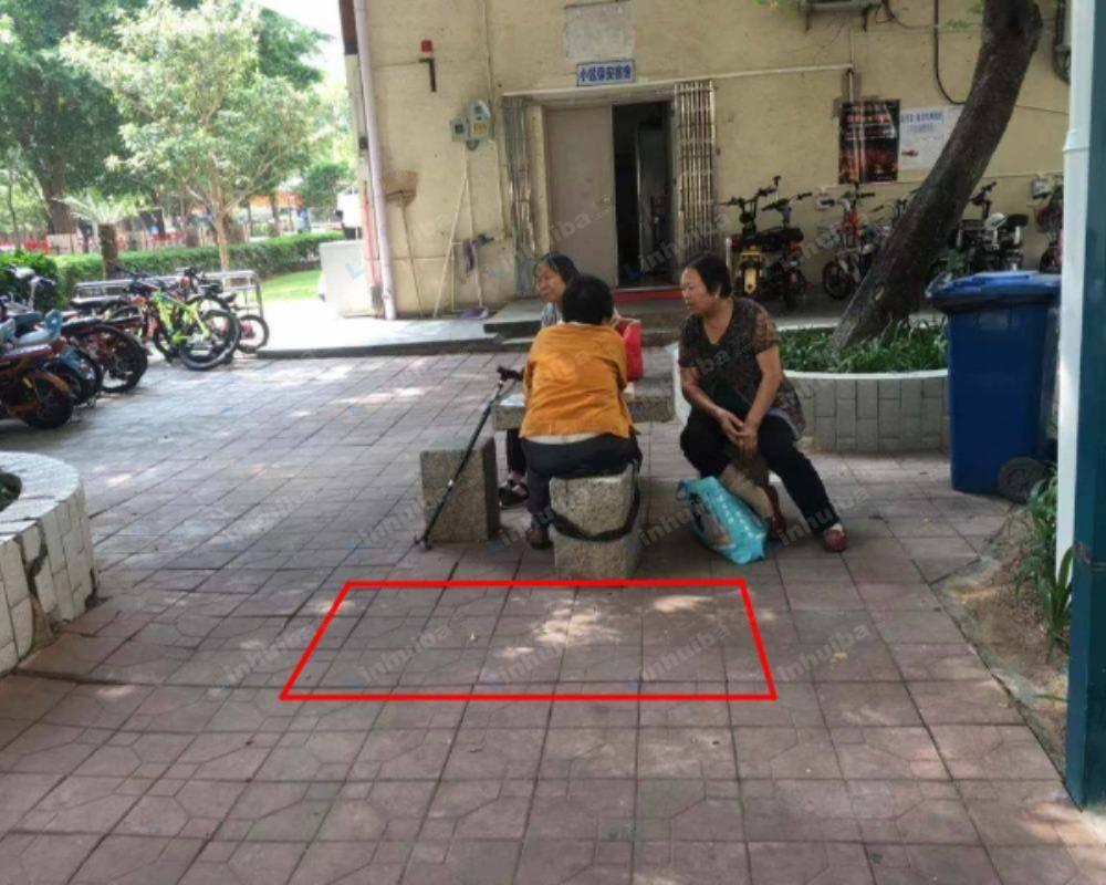 深圳市长城二花园 - 过道