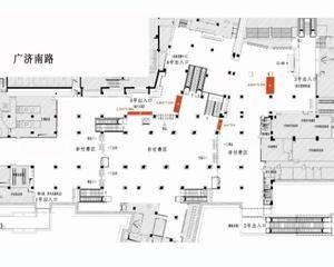 广济南路地铁站-2号展位