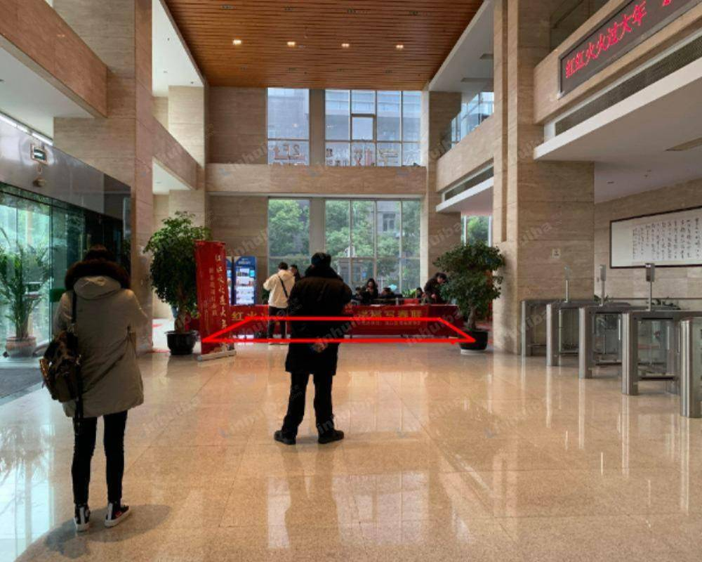杭州萧宏大厦 - 一楼大厅