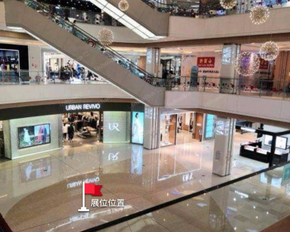 郑州锦艺城购物中心C区 - 一楼大中庭