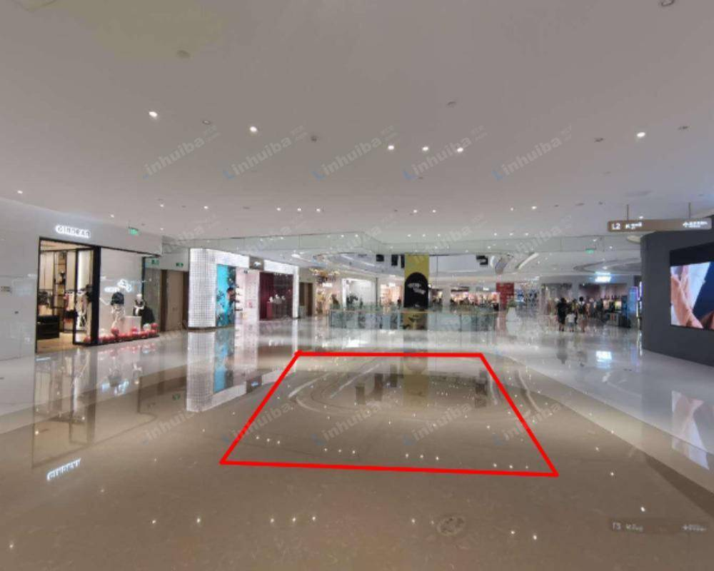 北京合生汇购物中心 - 二层连廊