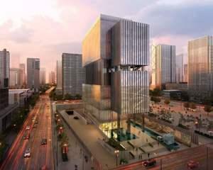 上海恒地仓国际大厦
