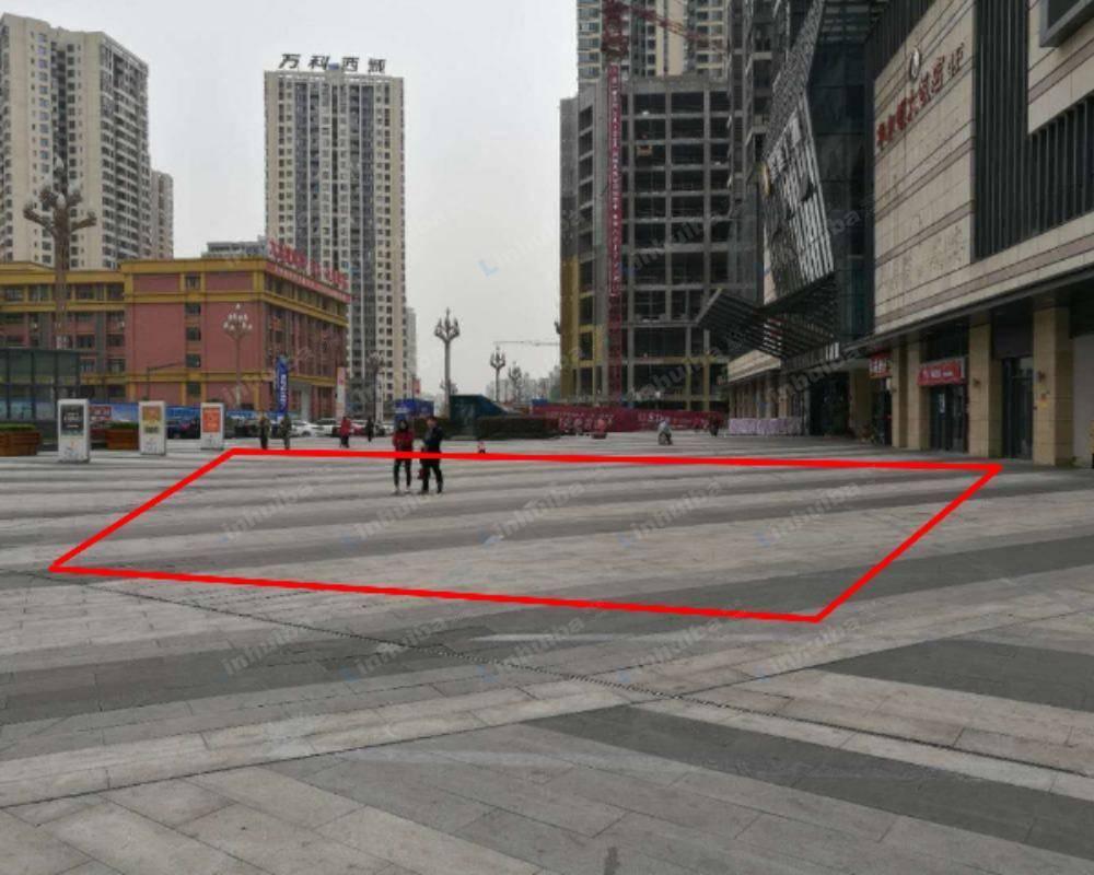 重庆皇庭广场 - 外广场展位