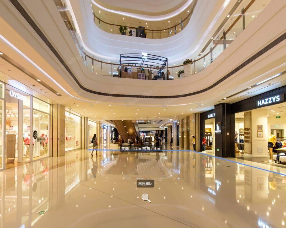 杭州龙湖滨江天街 - 一楼西连廊