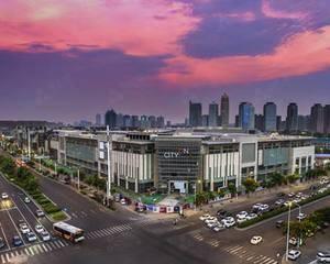 西安cityon熙地港购物中心