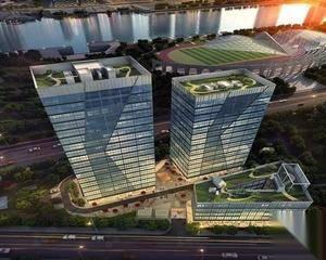 北京M5运河1号