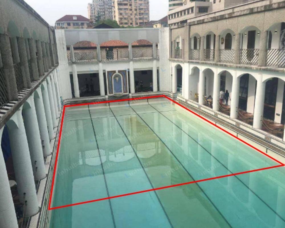 上生新所 - 游泳池