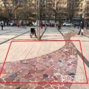 小区中心活动广场