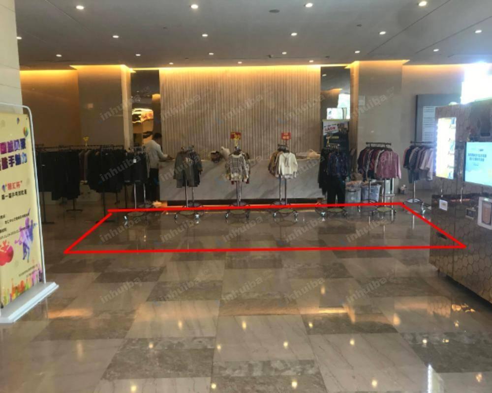 杭州智汇中心DIC - B座一楼大厅