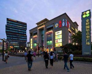 上海卡通尼乐园金桥广场店