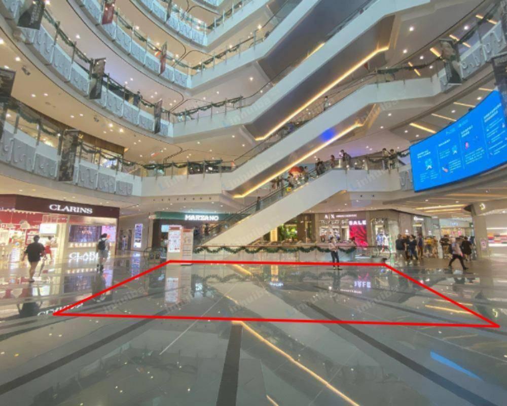 上海长宁来福士广场 - 一楼中庭