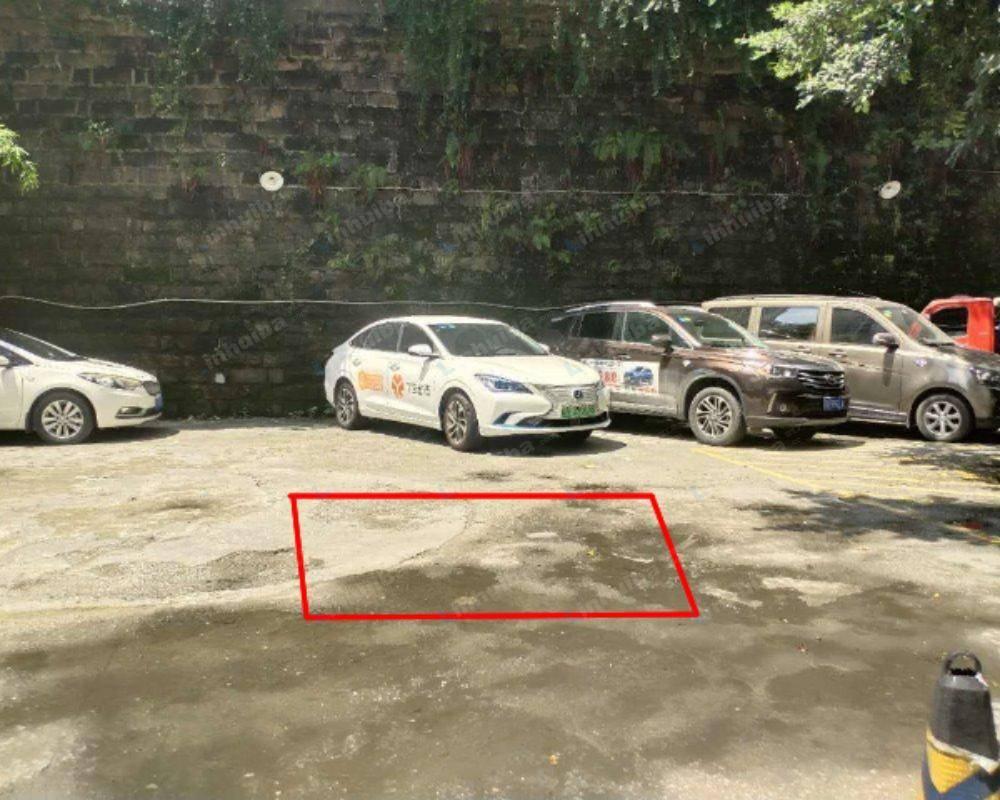 重庆丹桂楼小区 - 中庭