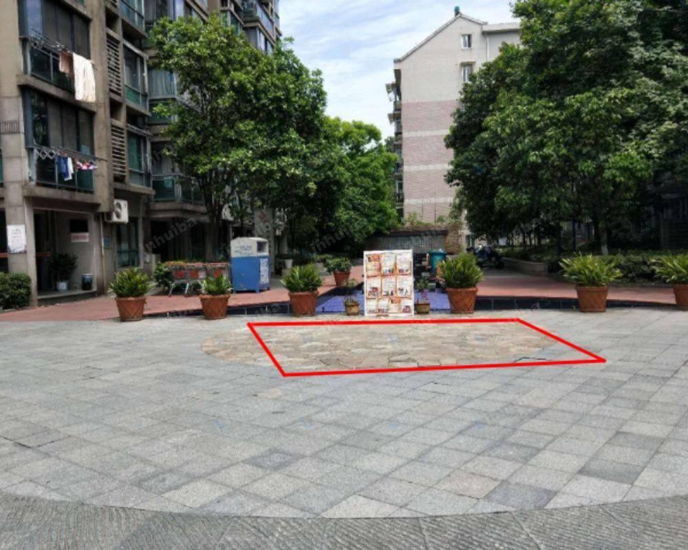 杭州锦昌文华苑 - 一期西门内水池旁