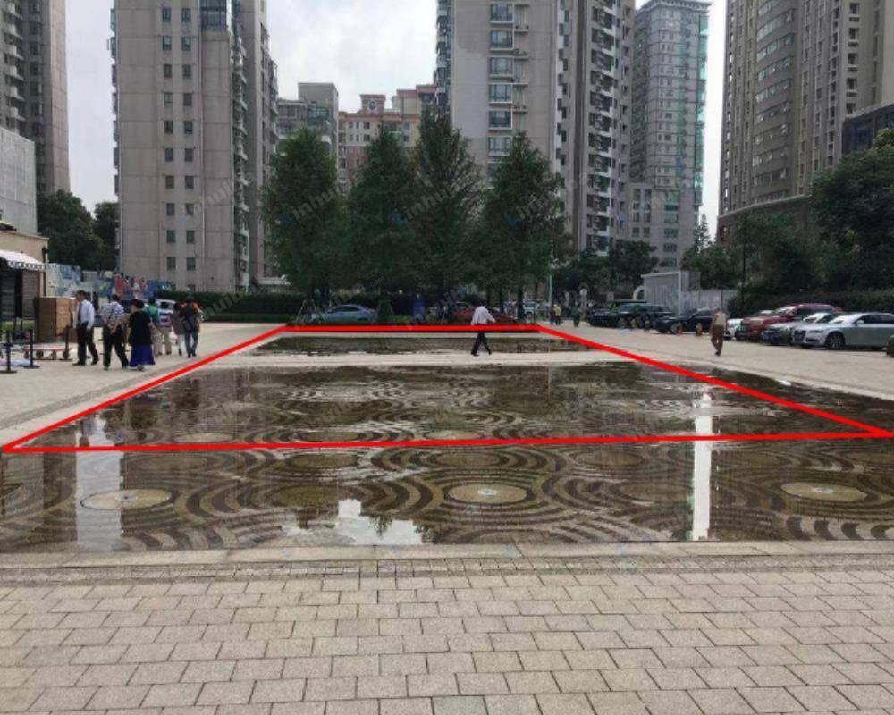 上生新所 - 红毯广场