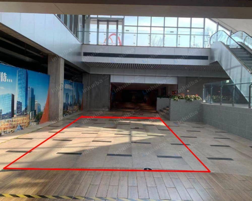 上海七莘红点城 - B1下沉式广场