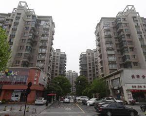 杭州政苑小区B区
