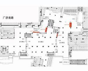 广济南路地铁站-4号展位
