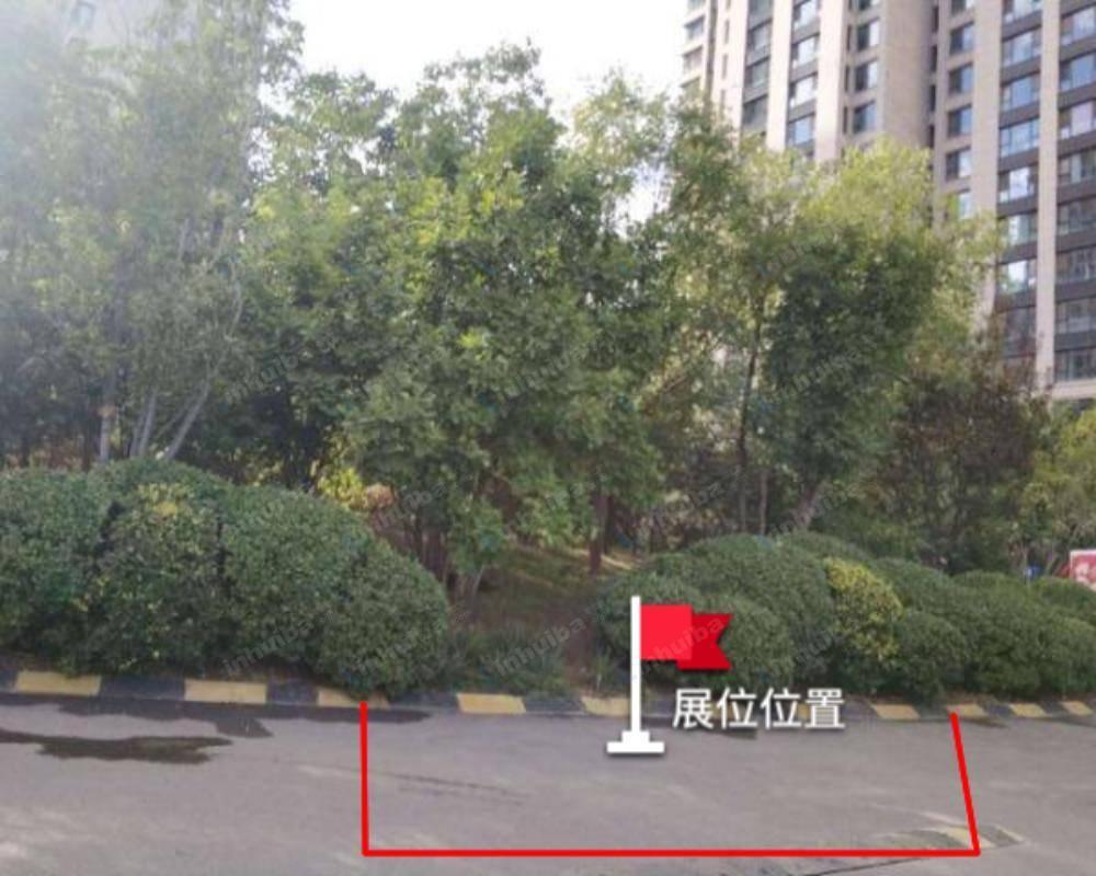北京玉兰湾小区 - 东门靠近门岗室旁边