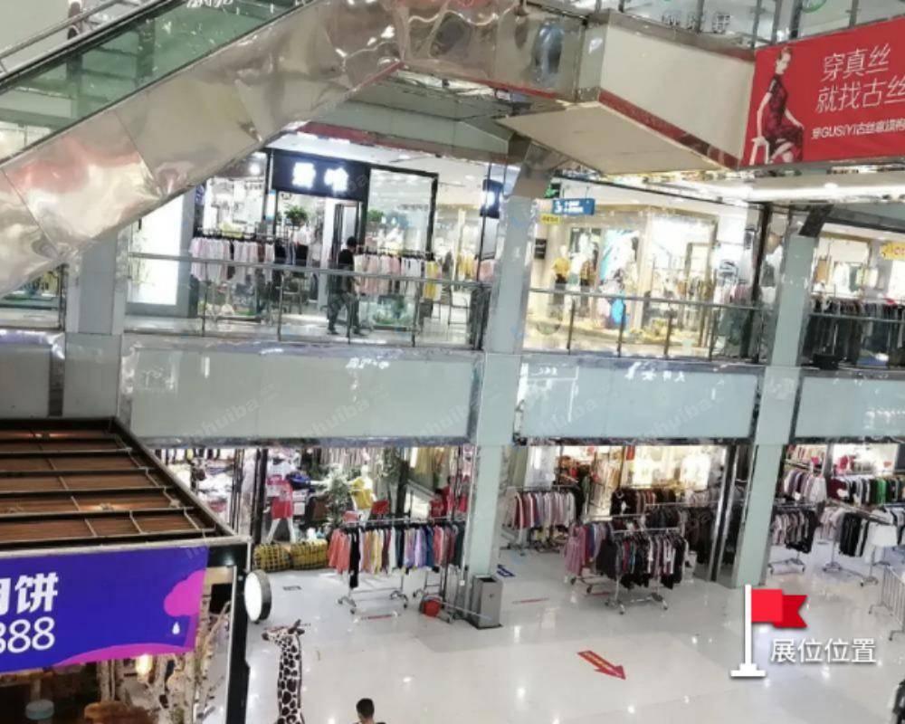 郑州世贸购物中心 - M区一楼中庭