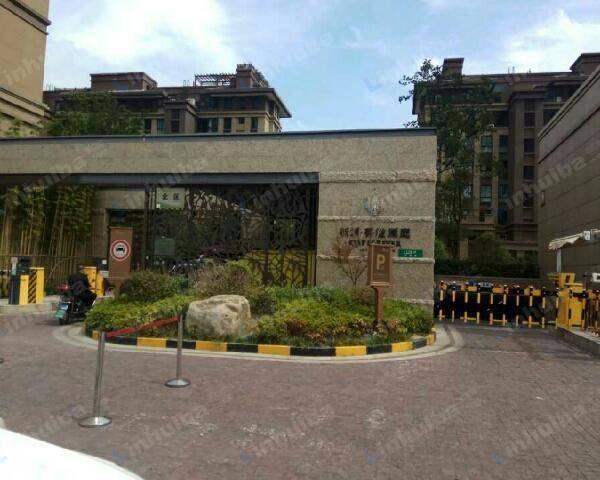 香溢澜庭 - 小区广场