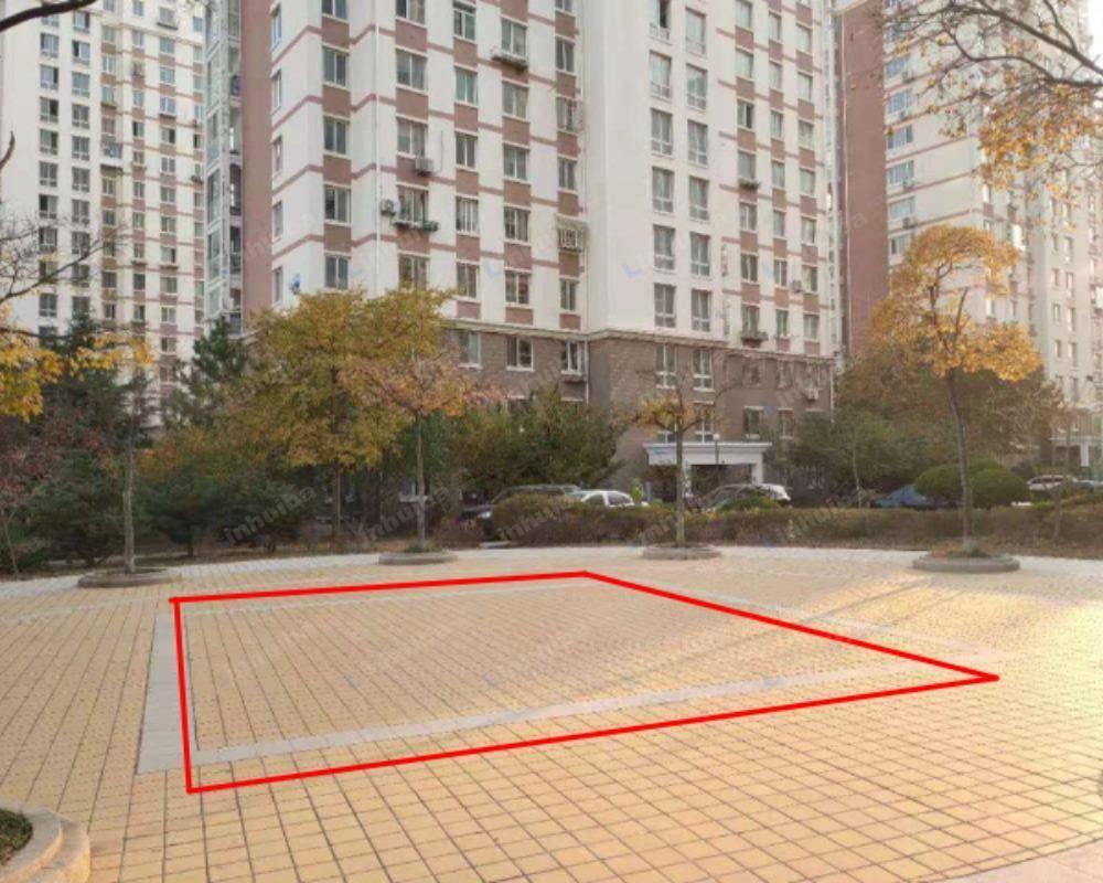 青岛采菊苑 - 中心广场